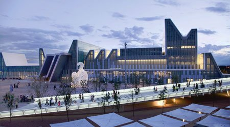 Palacio Congresos Expo
