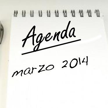 agenda Marzo 2014