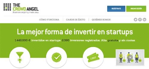 Nuevas plataformas de crowdfunding en España