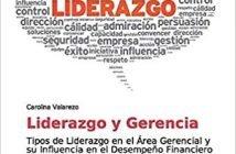 portada libro liderazgo y gerencia de Carolina Valarezo