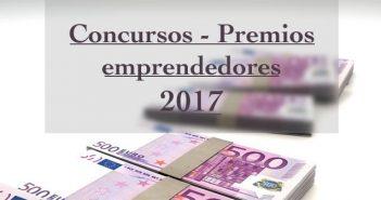premios y concursos para emprendedores en 2017