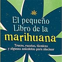 portada el pequeño libro de la marihuana