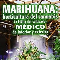 portada libro horticultura del cannabis