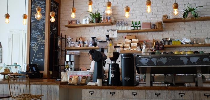 decoración bar para fidelizar clientes