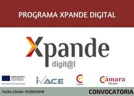 Xpande Digital 2018