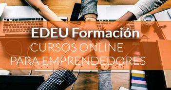 EDEU Formación especializada online para Emprendedores
