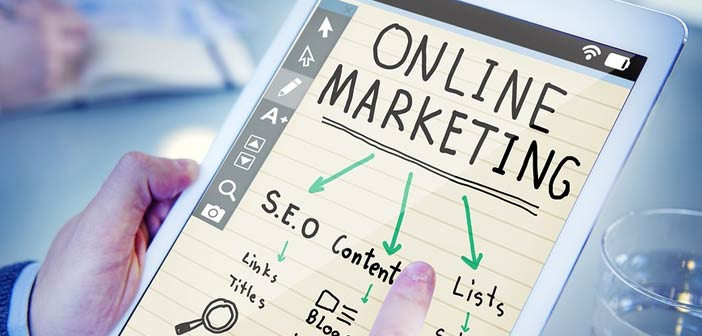 marketing digital o marketing online