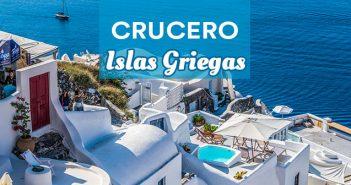 Islas griegas viaje