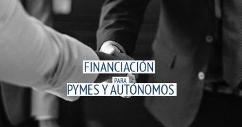 financiacion para pymer y autonomos