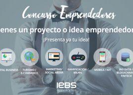 X edición del Concurso de Emprendedores de IEBS