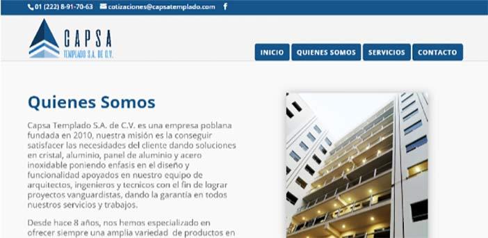 enlaces en webs de empresa