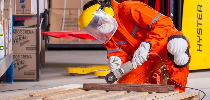 Algunos elementos de protección laboral