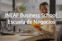 INEAF escuela de negocios especializada en temas de empresa