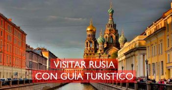 Descubrir Rusia con un guía turistico
