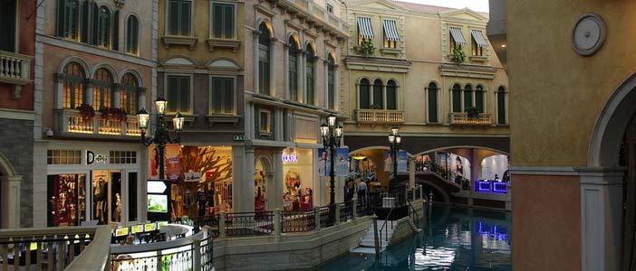 Complejo Casino Venertian Macao