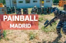 Paintball actividades para Team Building