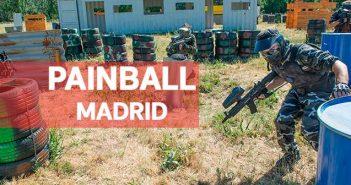 Paintball actividades para Team Building