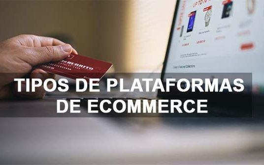 Tipos de Plataformas de Ecommerce. Plataformas SaaS o de Código Abierto