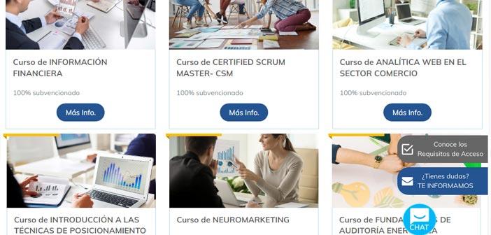 cursos formativos gratuitos