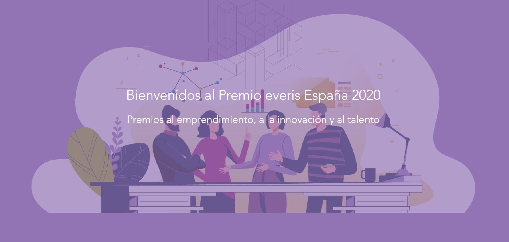 Premio everis España 2020 - El Rincón del Emprendedor