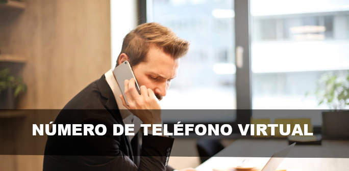 Numero virtual en España