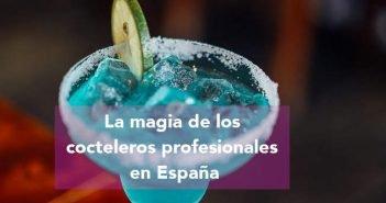 Cocteleros en España