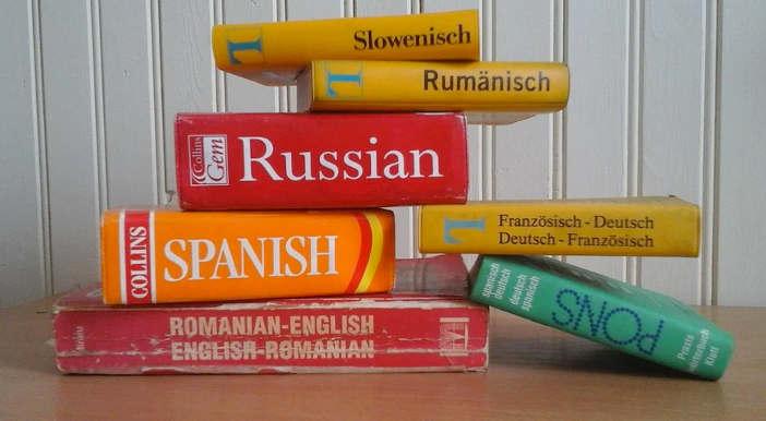 libros de traducción oficiales