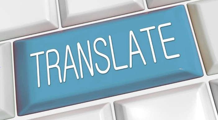 Cartel traductores oficiales idiomas