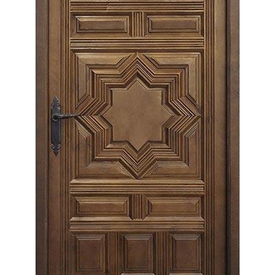 puerta antigua de medera