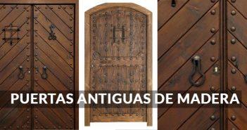 fotos detalles puertas de madera