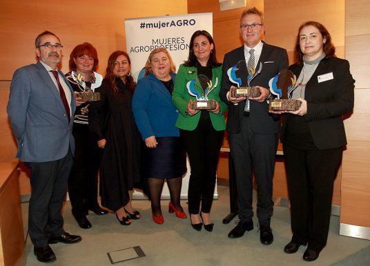 III Edición de los Premios Mujer Agro