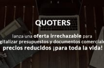 oferta quoters irrechazable