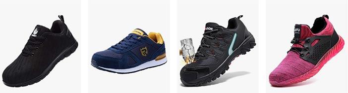 calzado seguridad laboral