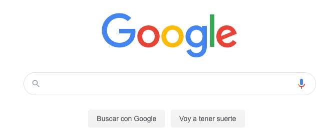 Logo Google donde posicionamos textos SEO