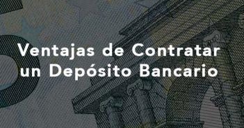 Titular imagen de dinero contratar deposito bancario