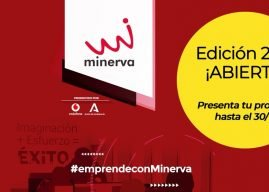 Convocatoria  2021 del Programa Minerva!