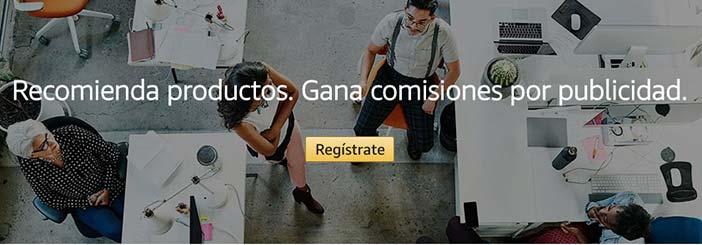 ganar dinero con comisiones de afiliados Amazon