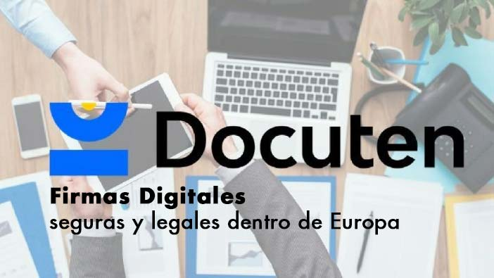 logo Docuten eSing app para firmar documentos
