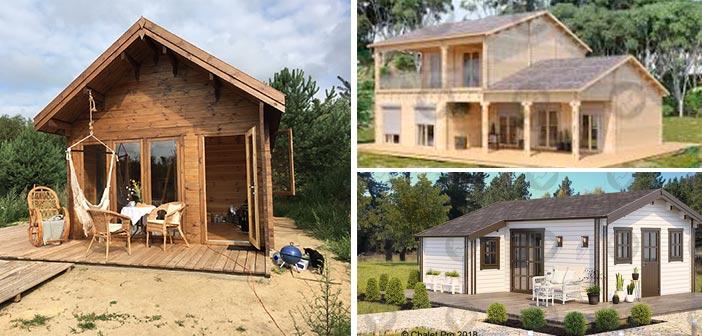 Fotos varias casas de madera