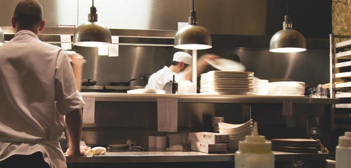 Equipamiento cocina restaurante