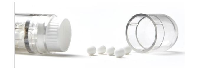 Caja de perlas CBD abierta