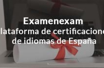 Examenexam, plataforma certificación idiomas