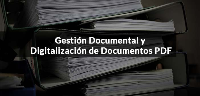 imagen con texto digitalizar documentos PDF