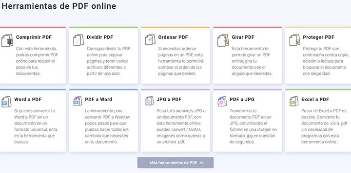 herramienta para digitalizar documentos PDF