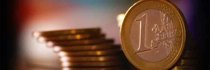 primer plano euro para invertir en Standard & Poor's 500