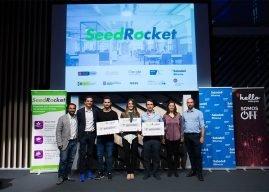 Nueva convocatoria de SeedRocket