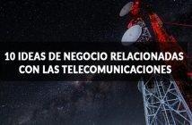 Antena de telecomunicaciones rotulo con ideas de negocio