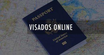 Pasaporte para solicitar visados online