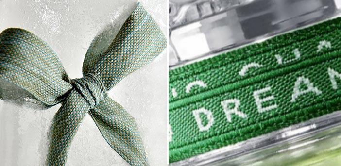 ejemplo cintas y lazos para regalo personalizados
